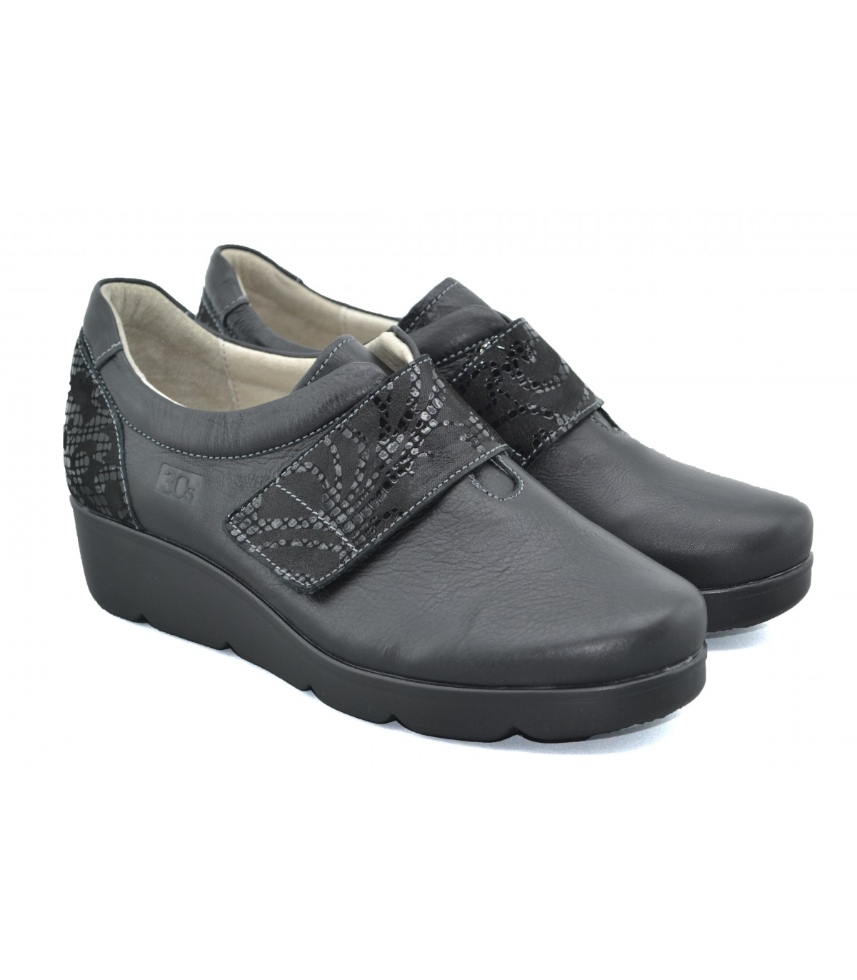 zapatos confort mujer