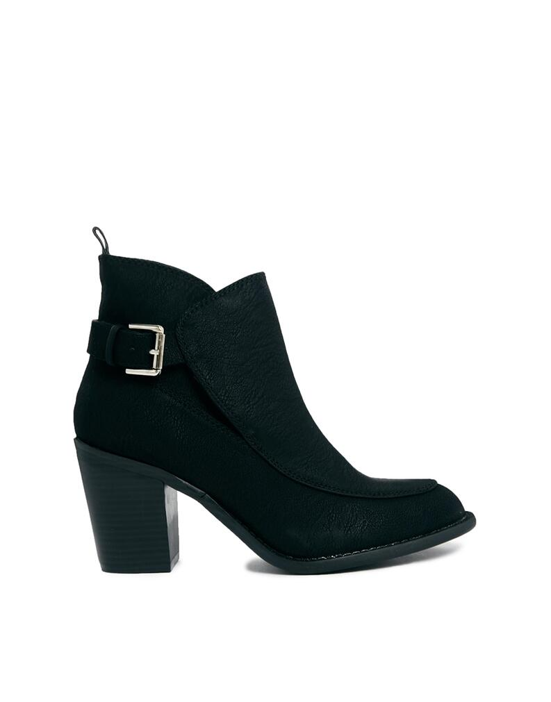 zapatos negros mujer